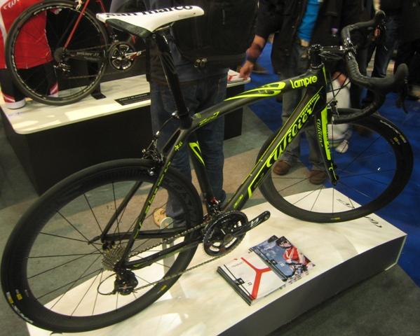 Lampre team bike