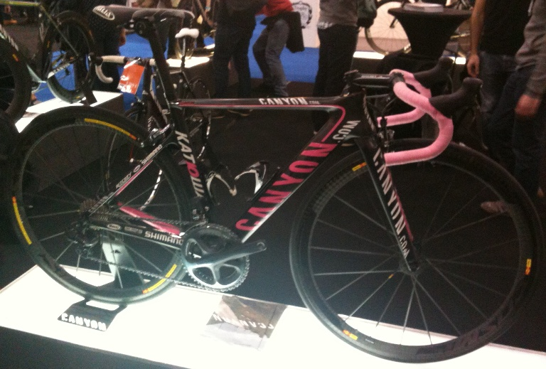 Purito Giro bike